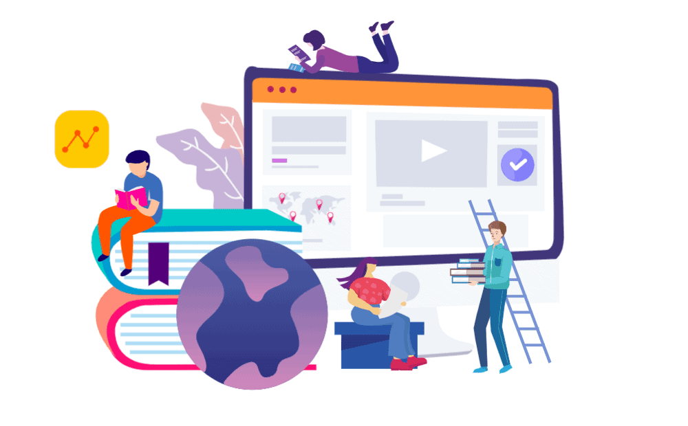 website design scene